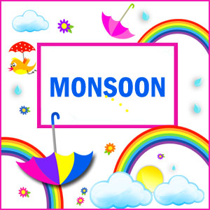 Monsoon Theme Tambola