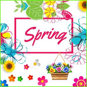 Spring Theme Tambola