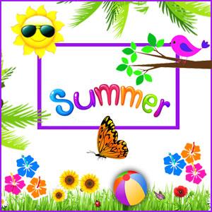 Summer Theme Tambola