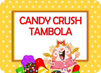 Candy Cush Theme Party